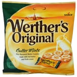 Werthers Original Butter Mints - Sahnebonbons mit Pfefferminzgeschmack