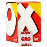 Oxo Cubes Original Beef - 12 Brühwürfel für Rindfleisch