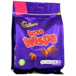 Cadbury Bitsa Wispa kleine Wispa-Riegel 95g