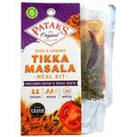 Pataks Tikka Masala Curry-Koch-Kit 313g