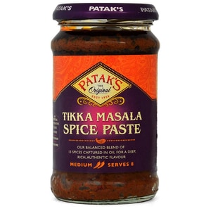 Pataks Tikka Masala Curry Gewürz-Paste 283g