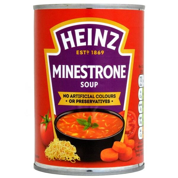 Heinz Minestrone Suppe 400g