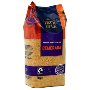 Tate & Lyle Demerara Sugar Demerara-Zucker 1 kg