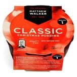 Matthew Walker Classic Christmas Pudding Klassischer Plumpudding 100g