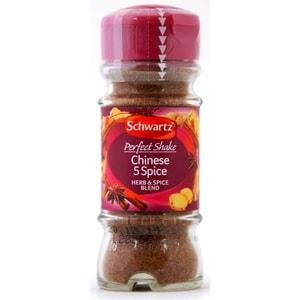 Schwartz Chinese 5 Spice - China-Gewürzmischung, klassisch