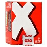 Oxo Cubes Original Beef - 24 Brühwürfel für Rind