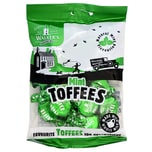 Walkers Nonsuch Mint Toffees Toffee Pfefferminz-Geschmack 150g