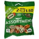 Happy Shopper Mint Assortment Pfefferminzbonbons 160g