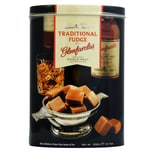 Gardiners of Scotland Glenfarclas Whisky Fudge Tin - Weichkaramellen mit Whisky-Geschmack