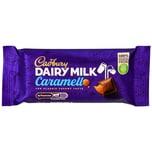 Cadbury Dairy Milk Caramello 47g Milchschokolade mit Karamellfüllung