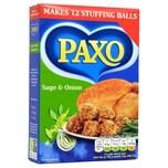 Paxo Sage & Onion Stuffing 170g - Füllung für Fleisch mit Salbei und Zwiebeln