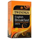 Twinings English Breakfast Tee 125g - Schwarztee, lose