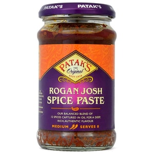 Pataks Rogan Josh Curry Gewürz-Paste 283g