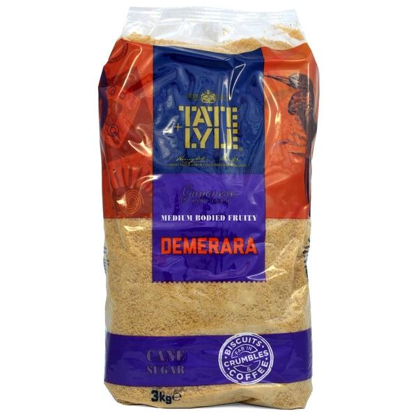 Tate+Lyle Fairtrade Demerara-Zucker 3kg