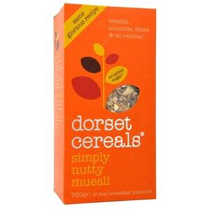 Dorset Cereals Simply Nutty Muesli mit Nüssen 700g