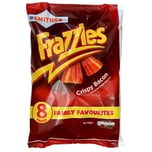 Smiths Frazzles Crispy Bacon 8 x 17g Mais-Snack