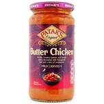 Pataks Butter Chicken Kochsoße Glas 450 g
