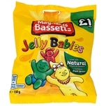 Maynards Bassetts Jelly Babies Gelee-Figuren165g