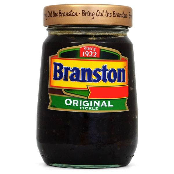 Branston Original Pickle 360g - Würzcreme mit Gemüsestückchen