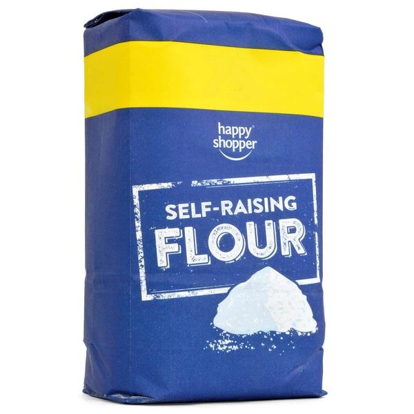Happy Shopper Self Raising Flour 1kg