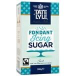 Tate+Lyle Fairtrade Fondant Icing Sugar für weichen Zuckerguss 500g