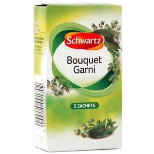 Schwartz Bouquet Garni 5 Stück, 5g - Kräutersäckchen, 5 Stück