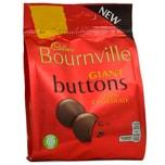 Cadbury Bournville Große Schokolinsen Zartbitter 95g