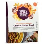 The Spice Tailor Classic Tarka Daal Kit 400g - Halbfertiggericht mit Linsen und Kichererbsen