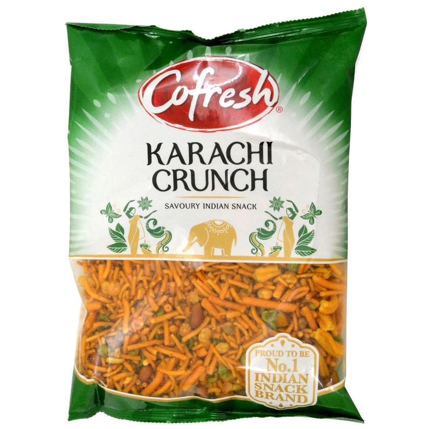 Cofresh Karachi Crunch 325g würziger Snack
