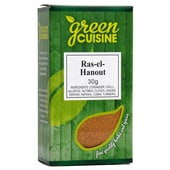 Green Cuisine Ras-el-Hanout 30g Gewürzmischung