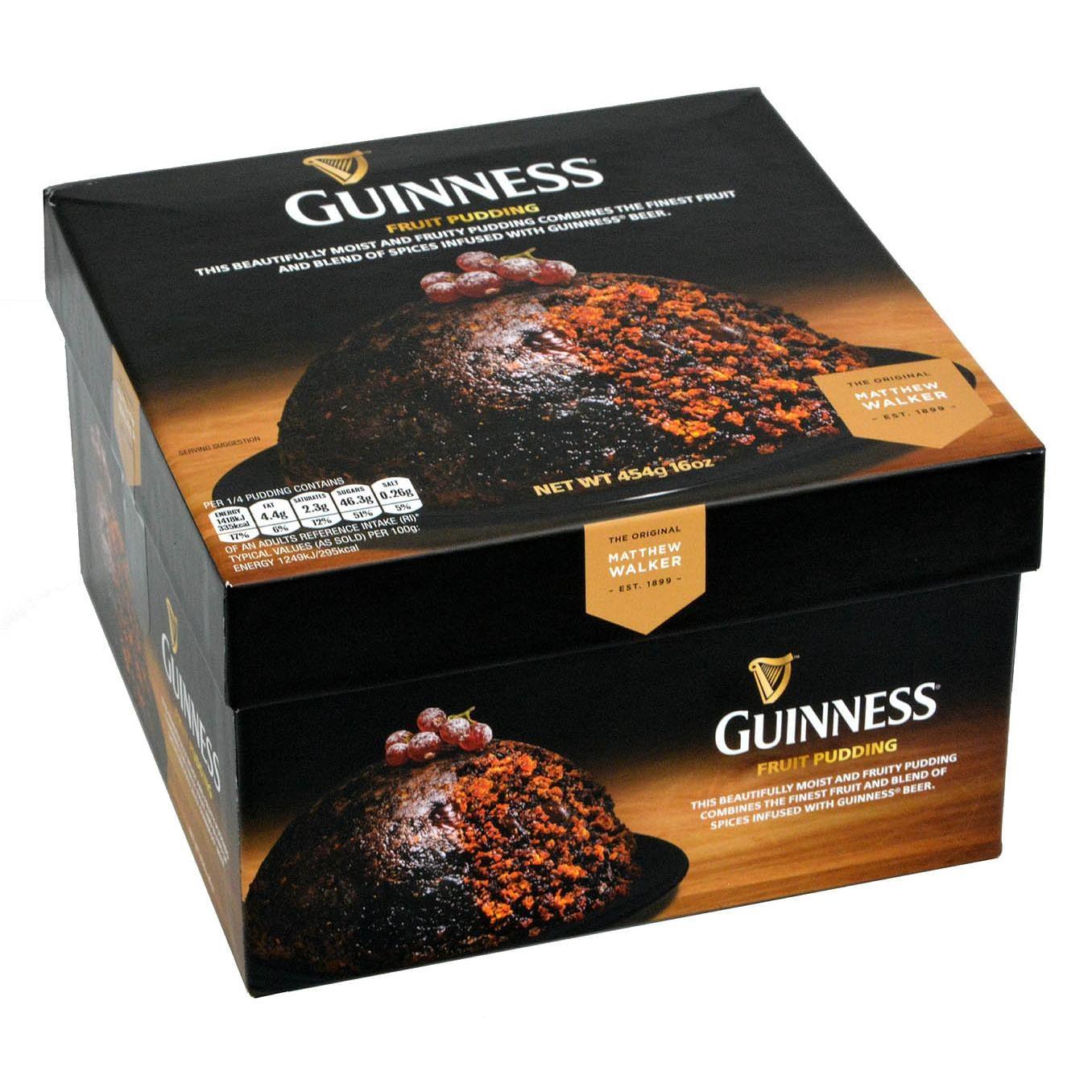 Guinness Christmas Pudding 454g