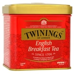 Twinings English Breakfast Tee 100g - Schwarztee, lose