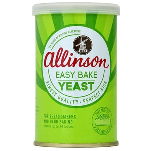 Allinson Easy Bake Yeast 100g - Trocken-Hefe