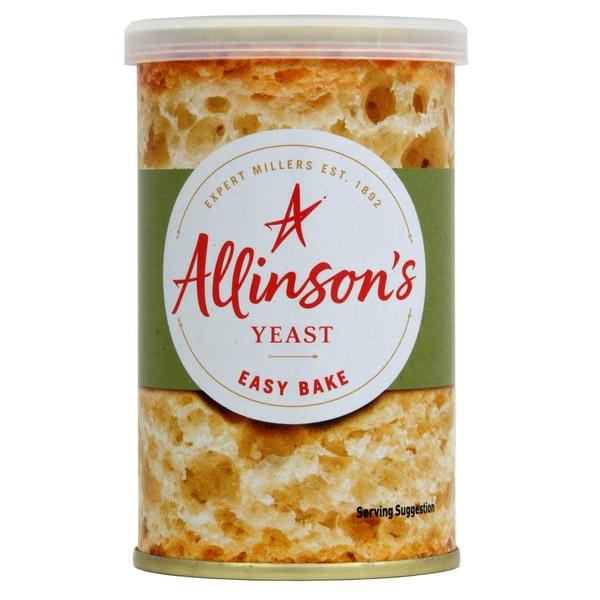 Allinson Easy Bake Yeast Trocken Hefe 100g