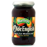 Hartleys Olde English Marmalade Bitter-Orangenmarmelade 454g