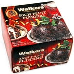 Walkers Rich Fruit Christmas Pudding Weihnachtspudding 454g