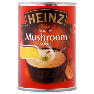 Heinz Cream of Mushroom Soup - Champignoncremesuppe