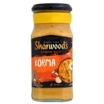 Sharwoods Korma Cooking Sauce Kochsoße Korma Art