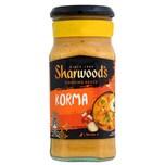 Sharwoods Korma Cooking Sauce - Kochsoße, Korma Art