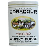 Gardiners of Scotland Edradour Whisky Fudge Tin - Weichkaramellen mit Whisky-Geschmack