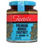 Geetas Premium Mango-Chutney 230g