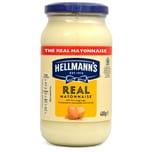 Hellmanns Real Mayonnaise 400g