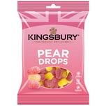 Kingsbury Pear Drops 160g - Bonbons Birnen-Geschmack