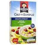 Quaker Oats So Simple Apple & Cherry Porridge 8 Sachets - Instant-Porridge