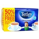Tetley Tea 160+80=240 Teebeutel - 750g - Schwarztee