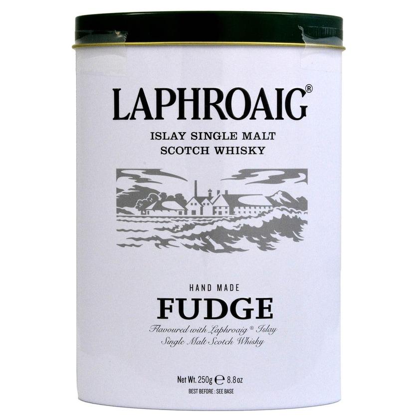 Gardiners Laphroaig Whisky Fudge 250g