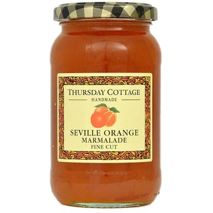Thursday Cottage Sevilla Orangenmarmelade fein 454g