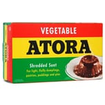 Atora Shredded Vegetable Suet Talgflocken auf Pflanzenbasis 200g
