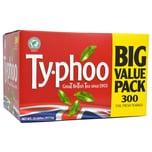 Typhoo Tea 300 Teebeutel - 870g - Schwarztee in Teebeuteln