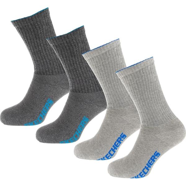 Skechers 4 Paar Socken Basic